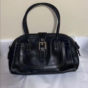 Mila Paoli leather bag